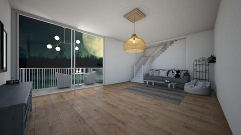 New York staircase - Modern - by Oyisha