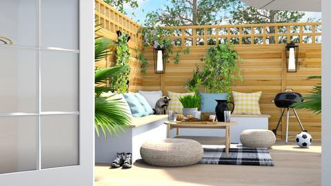 Lovely garden - Garden  - by Victoria_happy2021