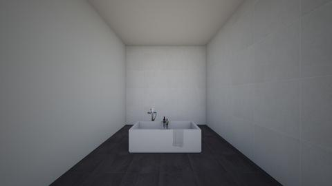 mansion 12 - Bathroom  - by Architectdreams