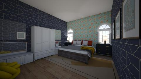 client proect - Bedroom  - by bchaps