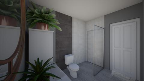 Heisk bathroom - Eclectic - Bathroom  - by Heisk