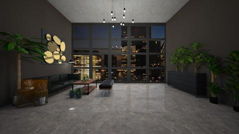 cam mekan - Living room  - by cemre61