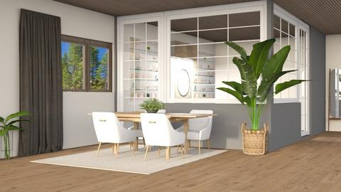 Aria - Modern - Dining room  - by LuluDesignStyle