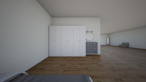 study table - Modern - Bedroom  - by imran hakim