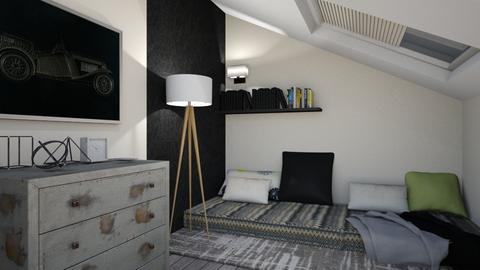 Makeover 03 - Minimal - Bedroom  - by fashionistafalida
