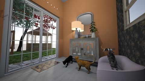 Cat entry way  - by keirabuck27