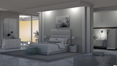 blurry - Bedroom  - by nat mi