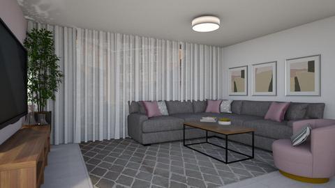 1537 123 - Living room  - by mazalig