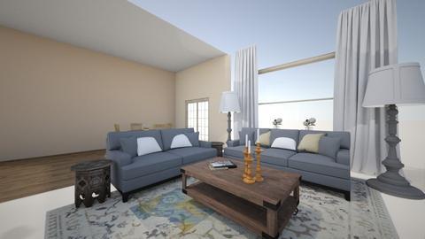 Gails TV Room6 - Living room  - by fragileinc