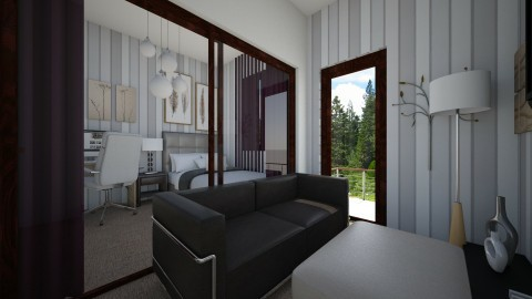 solano - Modern - Bedroom - by angel003