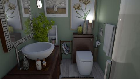 toilet - Bathroom  - by allday08