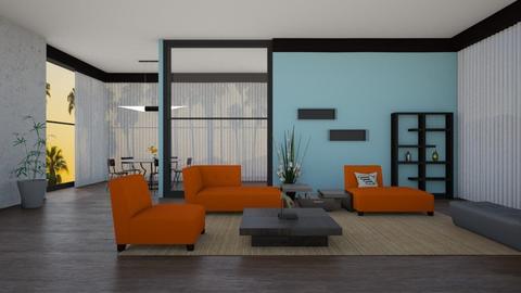 2021 - Modern - Living room - by jammuek