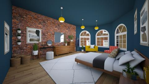 london flat - Minimal - by Happyspaniel