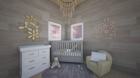 Nursery  - Kids room  - by Haylies_rooms