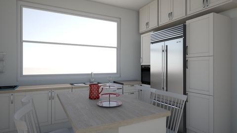 1 - Rustic - Kitchen  - by zipiwald13