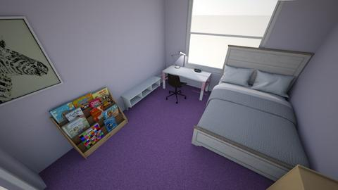 new room - Bedroom  - by 1 of 1 lion