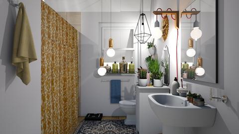 Boho_Bathroom - Eclectic - Bathroom  - by PeculiarLeah