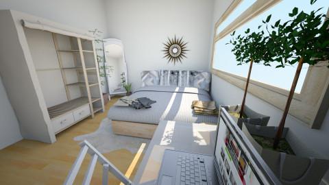 My room 2016_4 - Minimal - Bedroom - by altheaa_
