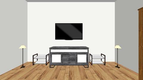 Mums Bedroom - Modern - Bedroom  - by MollyCrum