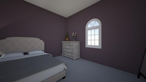 Megan Chandler - Modern - Bedroom  - by nwfacsII