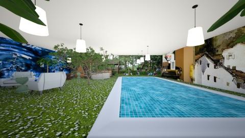 pool120 - Glamour - by Mohamed Nur Mohamed