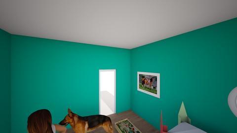 victoria - Kids room  - by vicc44