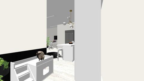 modern family - Modern - Kitchen  - by kat587494