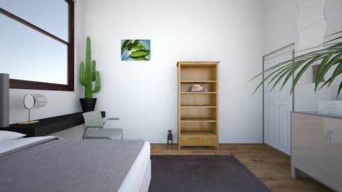 My room - Vintage - Bedroom - by grunicorn