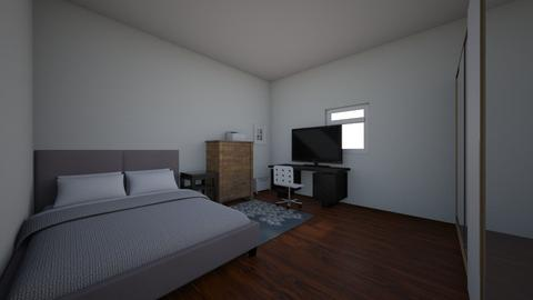 Plan to rearrange bedroom - Modern - Bedroom  - by Mickella Astley