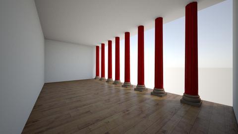 columnas - by LALI LALI