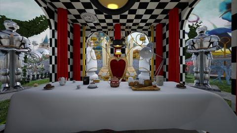 Wonderland - by Drama Llama