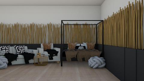 cozy   - Bedroom  - by BN12