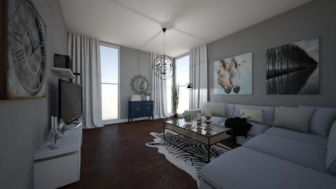 HM - Living room - by Kkk385