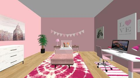 Kids Bedroom - Kids room  - by Ryleesmith2910