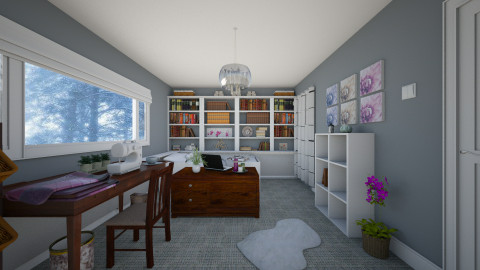 Danielle s Room - Eclectic - Bedroom  - by Theadora