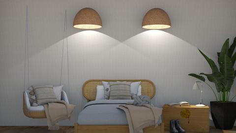 Natural Bedroom - Bedroom  - by LB11