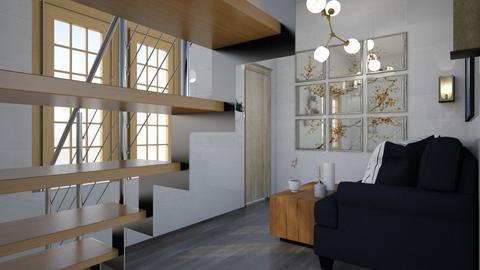 thietke43 - Vintage - Living room  - by Tippera