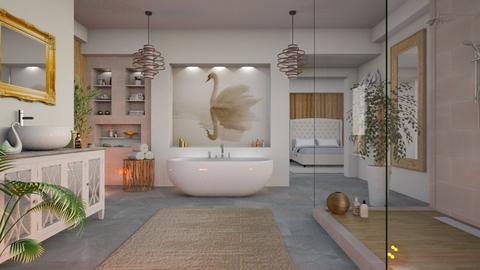 Swan Bathroom - Bathroom  - by LB1981