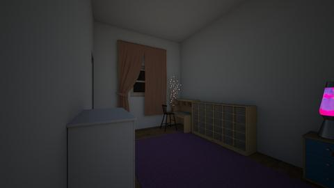 poppys new room - Modern - Kids room  - by poppy2011