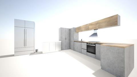 jean - Classic - Kitchen  - by juan gael