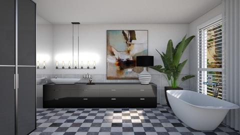 Art Bath Room - Modern - Bathroom  - by 3rdfloor