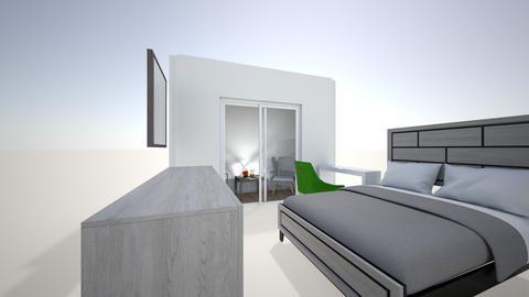 bedroom - Bedroom  - by borelli2