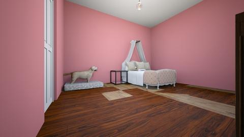 My room  - Modern - Bedroom  - by ilovemyroom1510