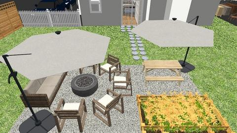 Yard 3 - Garden  - by SarahanneHolli