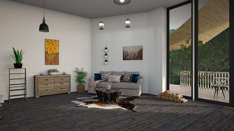 idk - Living room  - by ghhvghgvhvgvhvb