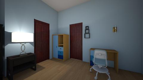 Rishika Sehgal bedroom 2 - Kids room - by CHEENASEHGAL012006