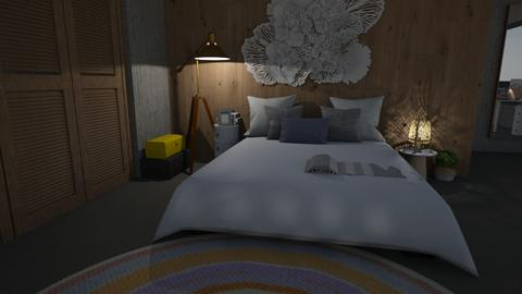 fenyi - Bedroom  - by melcampusano