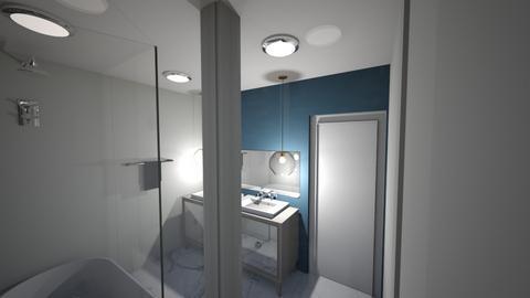CUARTO DE BANO NUEVO - Bathroom - by Oscar Moyeda