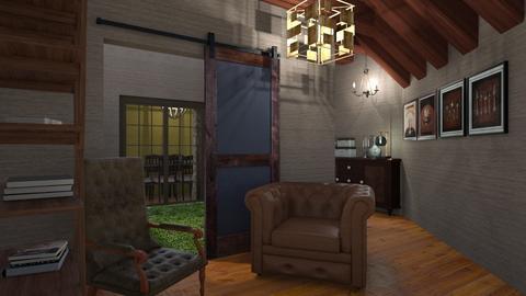 Old Home - Vintage - Living room  - by Gurns