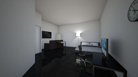 My Bedroom  - Bedroom  - by ligma69